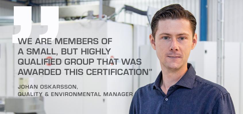 Tooltec Certifications